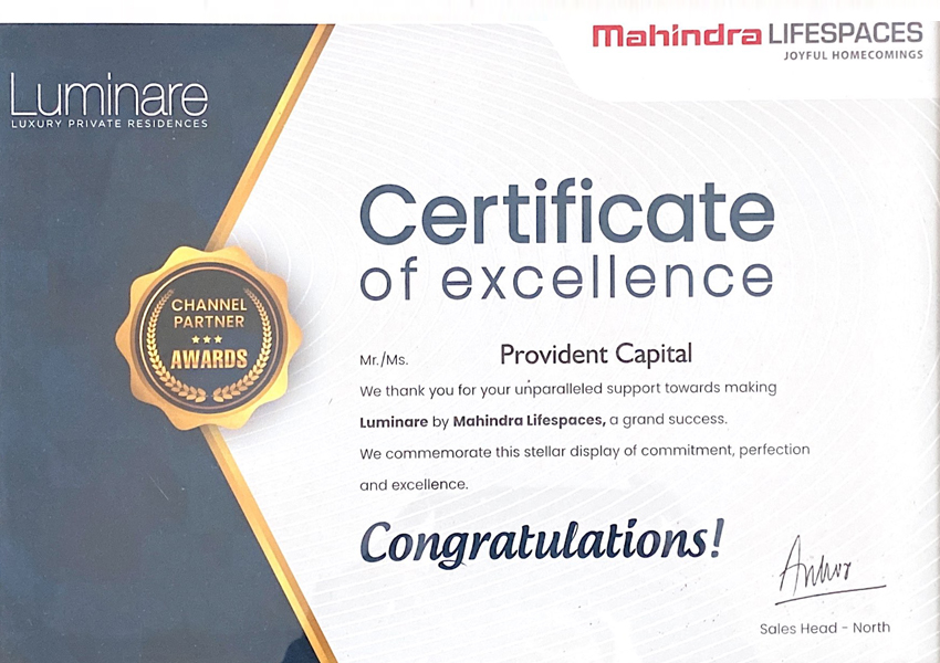 mahindra-luminare-provident-capital-awards